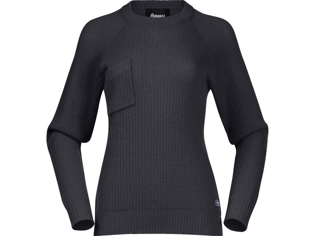 Bergans Stavali Suéter Mujer, solid dark grey